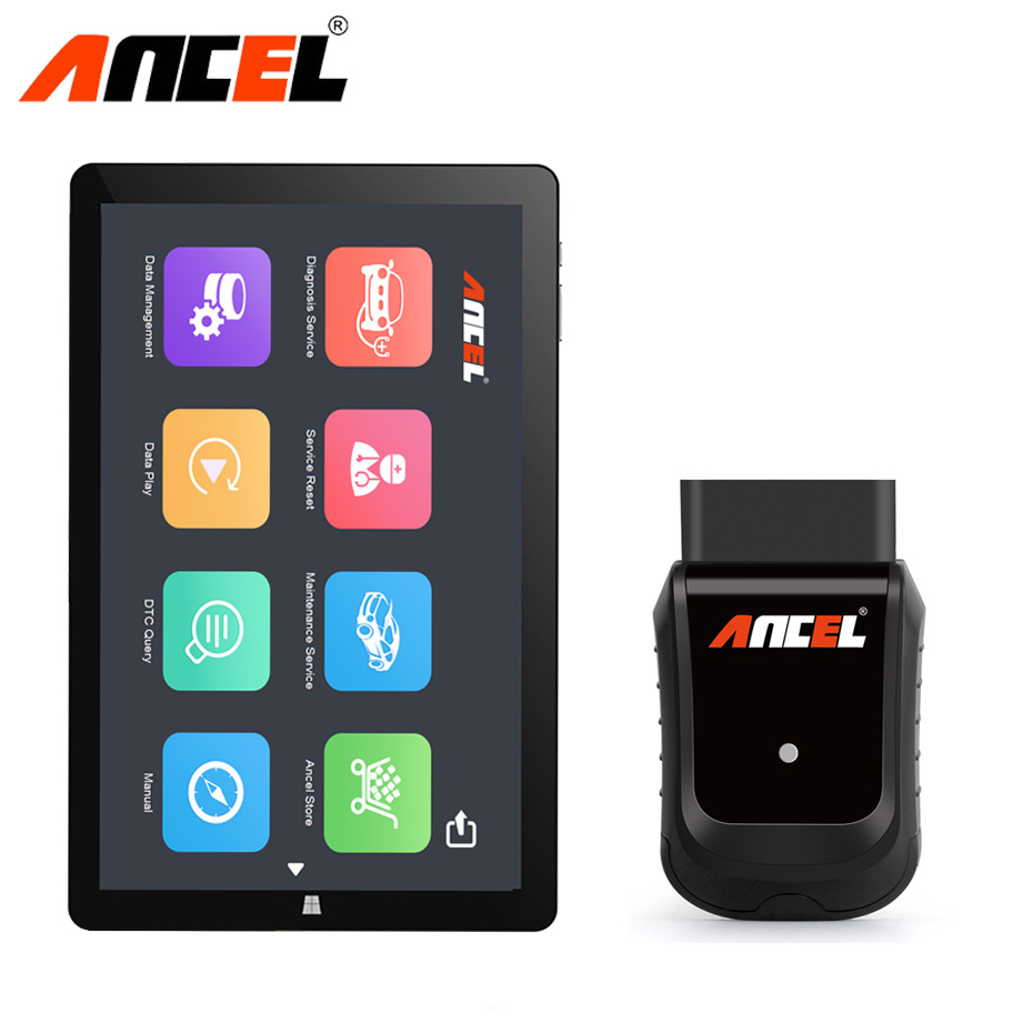 Ancel X5 Wifi Car Diagnostic Scanner DPF ABS SRS Reset Tool