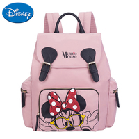 Disney Diaper Bag Fashion Mummy Maternity Nappy Bag Large Capacity Baby Travel Backpack Leisure Backpack Women Fashion Bags