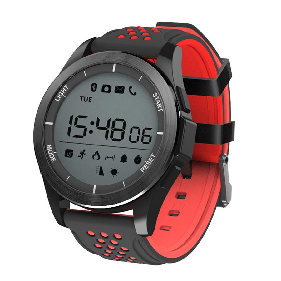 Digital Smart Watch Men Multifunction Bluetooth Watches IP68 Waterproof Sport Watch Men Pedometer Smartwatch for Android