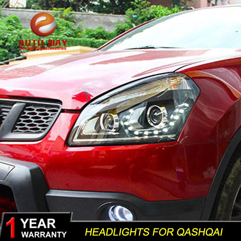 Nissan Qashqai fənərləri üçün avtomobil dizaynı üçün işıq - Avtomobil işıqları - Fotoqrafiya 4