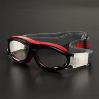 Child Sports Glasses Basketball Glasses Prescription Glass Frame Football Protective Eye Outdoor Custom Optical Frame Small
