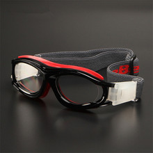 Child Sports glasses Basketball glasses Prescription glass frame football Protective eye Outdoor custom optical frame Small box