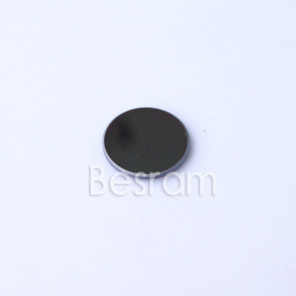 12mm GE lente Focal 10600nm 1.06um CO2 láser grabador sello marcador FL = 2 '/50,8mm Nuevas gafas protectoras profesionales CO2 Laser 10600nm gafas de doble capa Anti-gafas láser gafas de seguridad láser