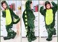 Dinosaurio Animal de la historieta niños de los niños Onesies Onesie pijamas mono Hoodies ropa de dormir para los niños