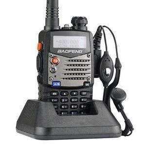 Image 4 - Long Range Walkie Talkie Uhf Vhf Pofung UV 5RA Is Upgraded BAOFENG UV5R For CB Radio Station Radio Scanner Police Two Way Radio