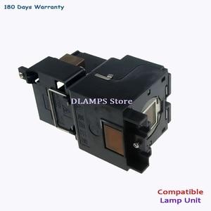 Image 5 - Toshiba TDP T45/TDP T45U 용 하우징 tlplv8 고품질 교체 전구 180 일 보증