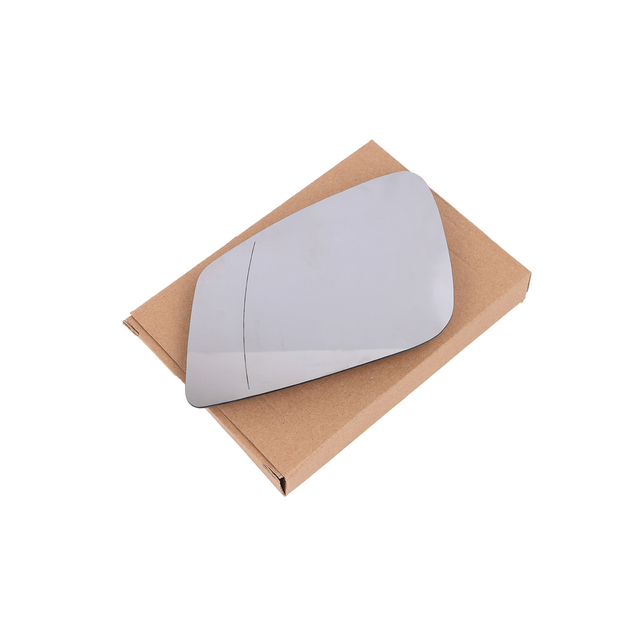 Car Side Door Heating Rearview Mirror Glass Lens For <font><b>BMW</b></font> E63 E64 F10 <font><b>F11</b></font> F18 750i 650i 535i Car Styling // image