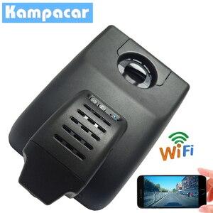 Kampacar HD 1080P Car Wifi Dvr