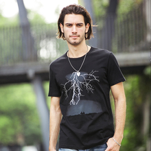 Pioneer Camp Lightning T-Shirt for Men