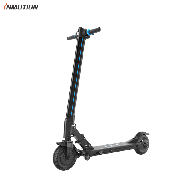 INMOTION L8F Advanced Foldable Design 30km/h LG Battery Cell CE RoHS KC FCC CCC Certificated Kick Scooter