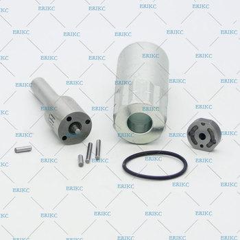 ERIKC Common Rail Injector 095000-6700 Assembly Repair Kits Oil Engine Valves 31# Nozzle DLLA155P965 Nozzle Nut Valve Rod 6700