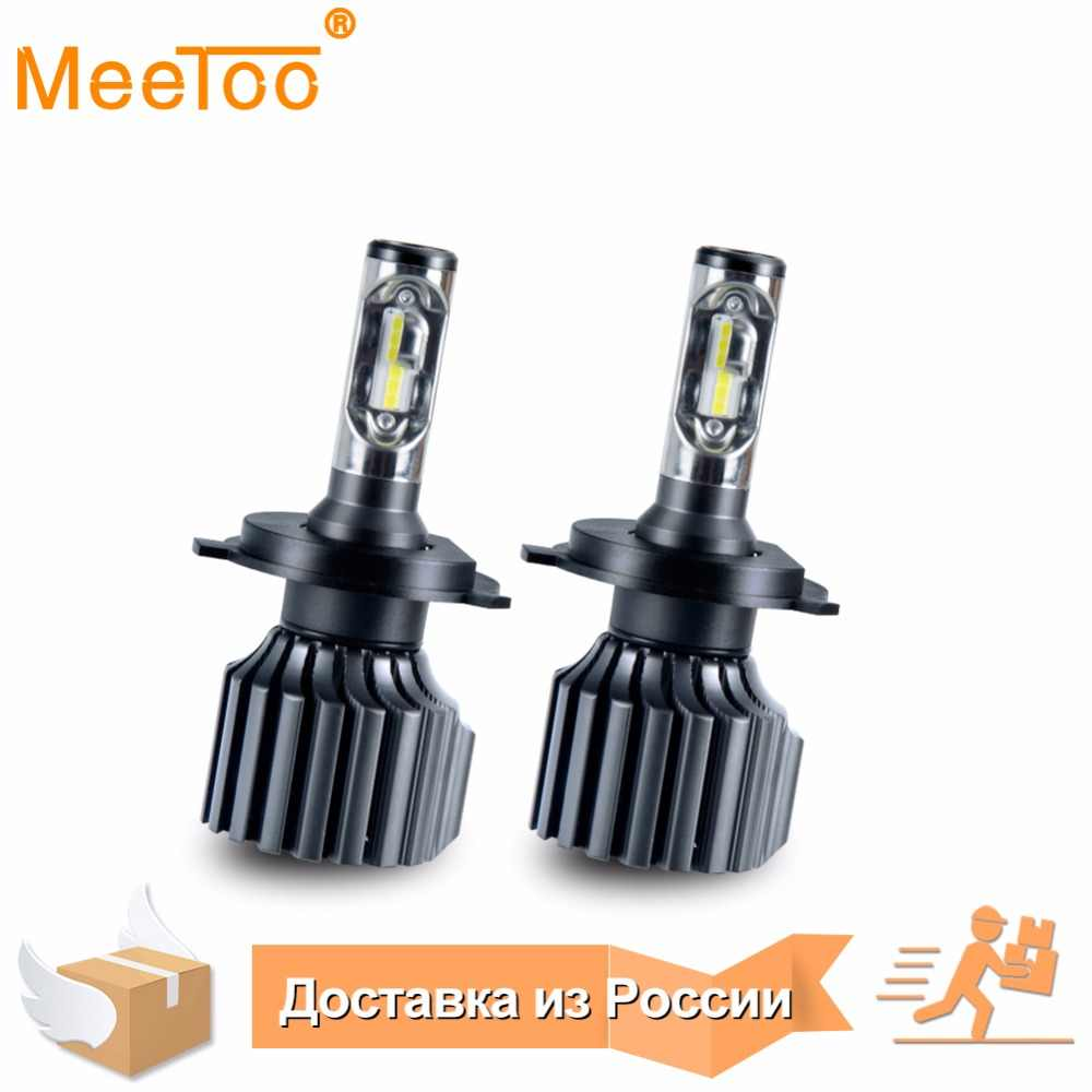 LED H7 H4 H1 HB4 HB3 LED Light Bulbs for Car Headlight LED H11 H3 9012 5202 880 881 D1D2D3D4  Auto Lamp for DIY LEDs Install