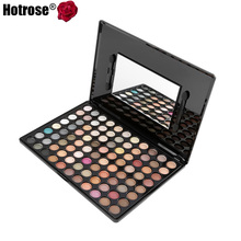 88 Pro Full Color Neutral Warm Eyeshadow Palette Makeup Cosmetic Palette Brush Kit Eye Shadow Brand New Cosmeticos Kit Dropship