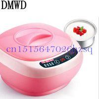 DMWD 15W Household Electric Multifunctional Yogurt Machine For Pickles Rice Wine Natto High Capacity Microcomputer Control