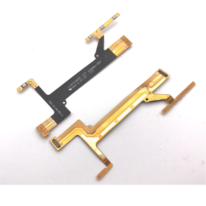 10PcsLot,  For Sony Xperia XA1 G3121 G3125 G3112 Power Volume Button Flex Ribbon Cable