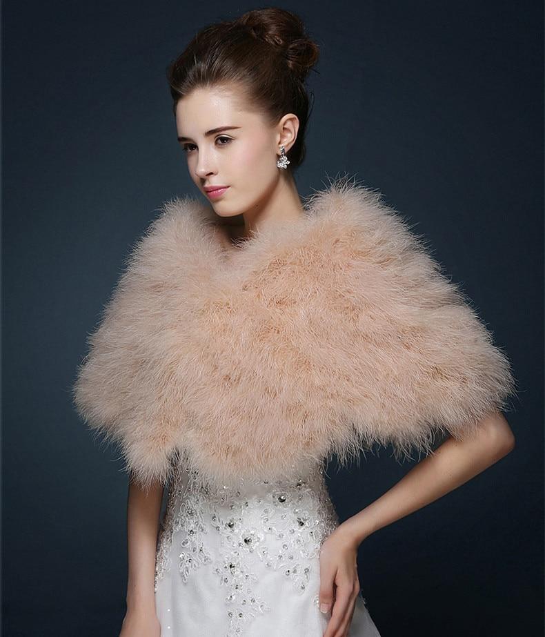 Ostrich-Feather-Bridal-Wraps-Shawl-Faux-Fur-Marriage-Shrug-Coat-Bride-Winter-Wedding-Party-Boleros-Jacket (4)
