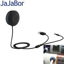 JaJaBor Bluetooth Hands-Free Araç Kiti Bluetooth 4.1 + EDR Ses Alıcı Için Dizüstü Bilgisayarlar, Cep Telefonları, PDA