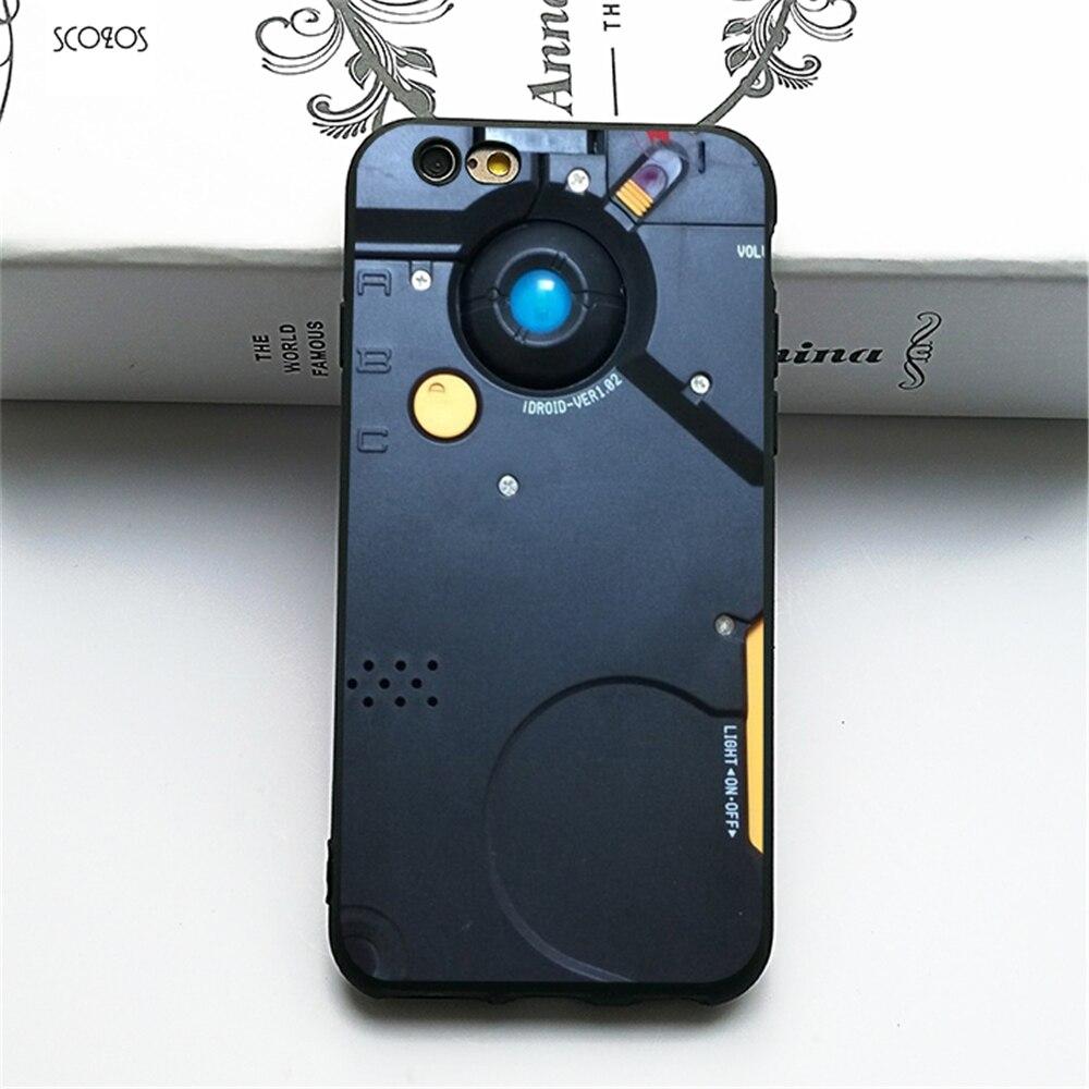 SCOZOS iDroid Metal Gear Solid V Silicone phone case soft