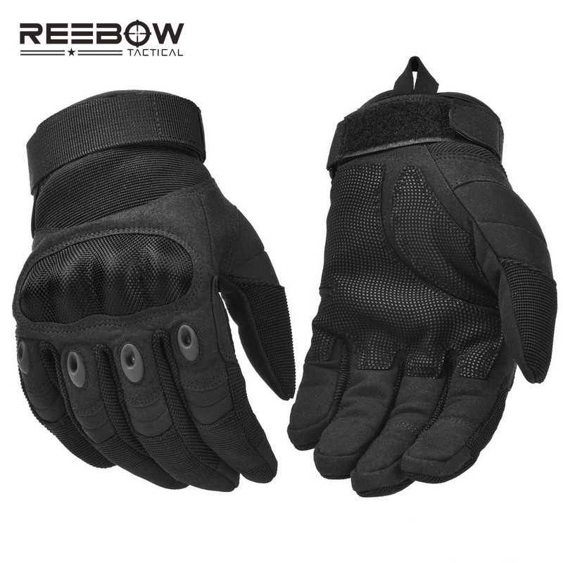 Military Outdoor Tactical Combat Gloves Hard Knuckle Security Working Gloves for Airsoft Paintball Cycling Motocross touch screen tactical motorcycle airsoft bicycle outdoor hard knuckle full finger gloves military army paintball combat gloves