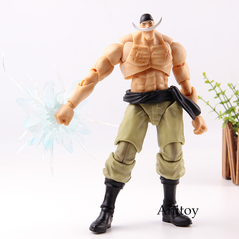Variable Action Heroes One Piece Anime Edward Newgate PVC One Piece Whitebeard Action Figure Collection Model Toys best hot anime one piece action figure newgate arrogance model doll pvc action figure collection anime toy