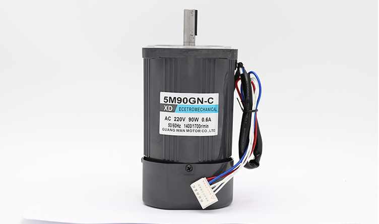 AC220V 50HZ 90W 1400/2800RPM Permanent Magnet Speed Control Motor Suitable for mechanical equipment, power tools,DIY power,etc. ac220v 50hz 25w 1400 2800rpm permanent magnet speed control motor suitable for mechanical equipment power tools diy power etc
