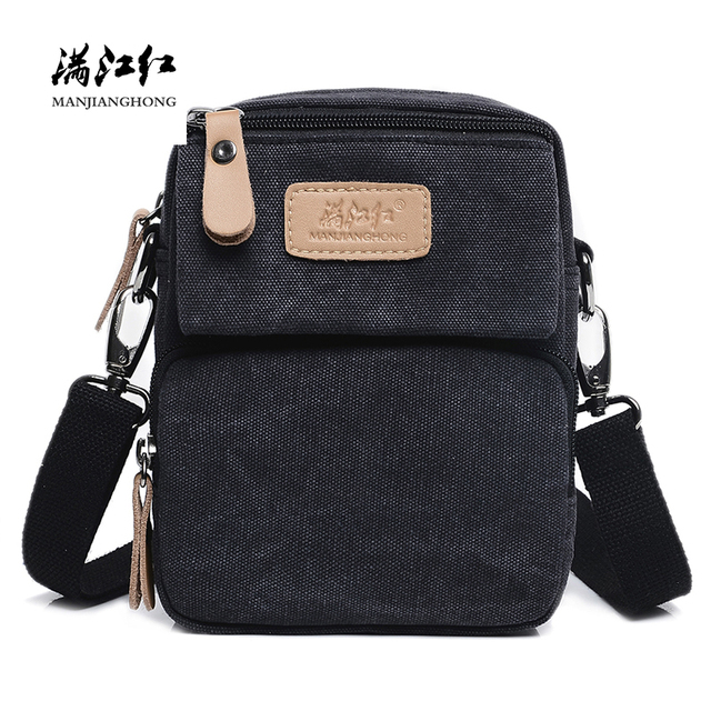 Summer Fashion Men Women Messenger Bag Canvas Mini Business Male Shoulder Bags High Quality Casual Crossbody Bags For Men 1229