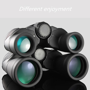 Image 3 - Binoculares militares de Alemania HD, telescopio profesional de gran angular, visión nocturna Lll para caza con soporte para cámara de teléfono inteligente gratuito