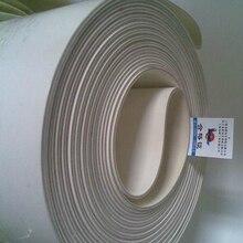 1 мм Толщина резиновый лист, белая резиновая пластина, устойчивость к кислым щелочям маслостойкая прокладка 500x500 мм