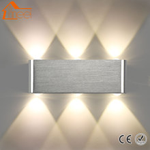 Led Wall Lamp 2W 4W 6W 8W Modern Sconce Stair Light 110V 220