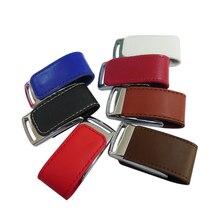 2017 new promotional gifts usb 2 0 custom thumb font b drive b font magnet leather