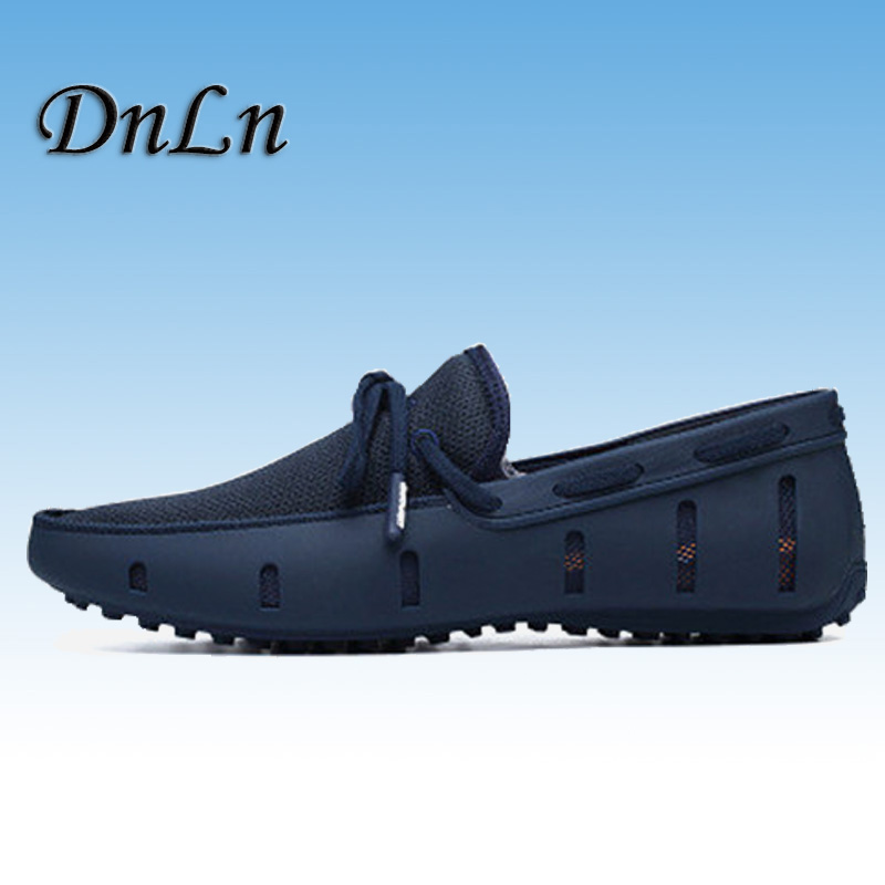 Summer Men Plus Size Breathable Aqua Shoes Male Comfort Beach Water Sneaker Outdoor Slip On Walking Shoes Swims D50
