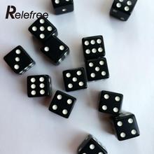 Пунктов встали белым непрозрачный кубики сторону шесть площади стандартный кости игры