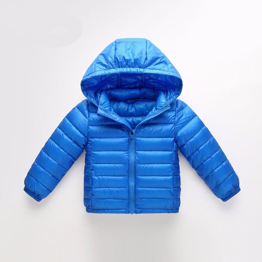 baby down coat 1