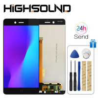 For ZTE nubia Z11 mini S NX549J LCD Screen 100% Tested LCD Display+Touch panel Digitizer Replacement