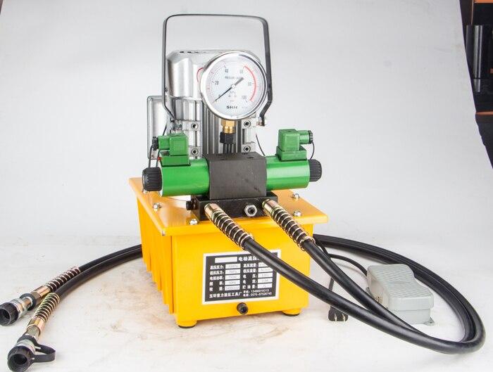 380 V 3KW 40 litres 2-façon hydraulique pompe à huile station