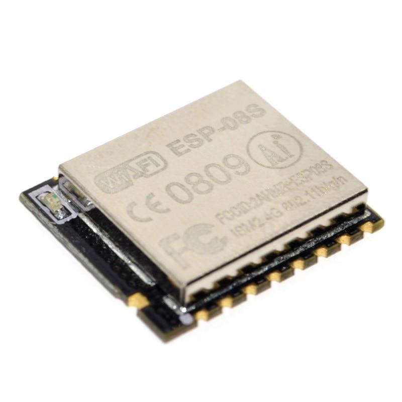 ESP-08S wifi module ESP8266 serial WIFI coexistence module AP, STA, AP + STA WIFI wireless transceiver module
