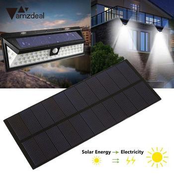 Solar Generator Solar Light 5V 4W Durable Solar Charger Panel Battery DIY Polysilicon Waterproof Solar Panel Small Power System