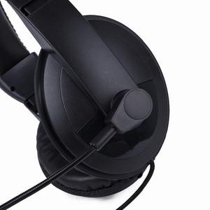 Image 5 - ヘッドホン無線ヘビーデューティーヘッドセットダブル耳あてヘッドセットケンウッド TK 3107 BAOFENG UV 5R ラジオヘルメット PTT Vox イヤホン