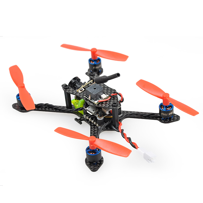 JMT Bat-100 100MM Carbon Fiber DIY FPV Micro Brushless Racing Quadcopter Drone BNF with Frsky/Flysky/DSM-X WFLY RX Receiver toad 90 micro fpv racing drone bnf quadcopter betaflight f3 dshot built in osd with frsky flysky dsm 2 x rx receiver f21372