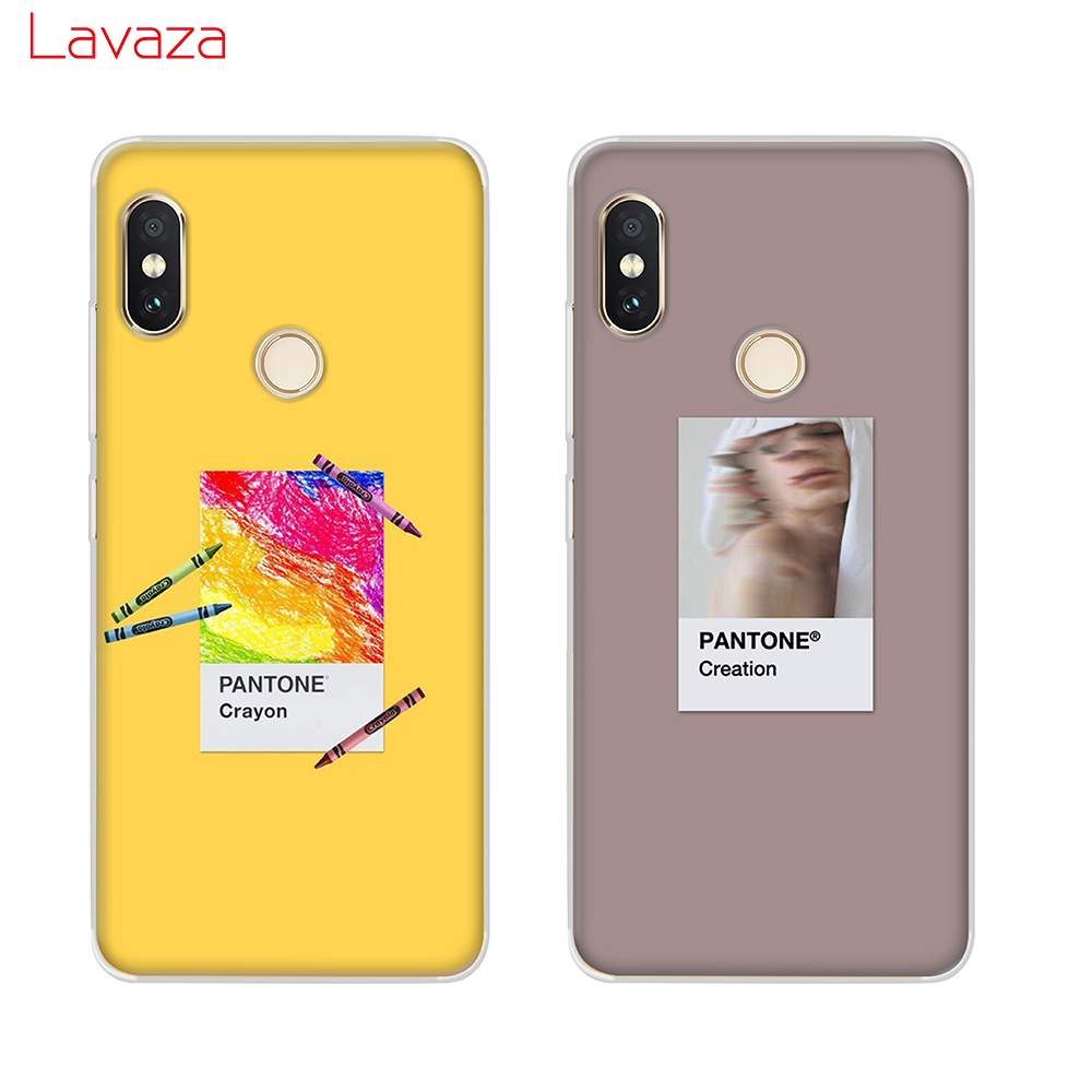 Lavaza Pantone Candy Color Fruit Hard Case for Huawei Mate 10 20 P9 P10 P20 Lite Pro P smart 2019 for Honor 8X 8C Cover in Half wrapped Cases from Cellphones Telecommunications