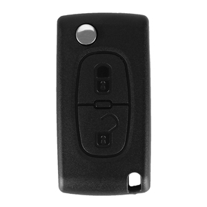 Image 3 - KEYYOU 2 Buttons Auto Car Remote Key Fob ID46 Chip For Peugeot 207 307 308 407 807 433MHz VA2 Blade CE0536