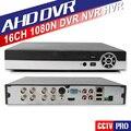 Home Security CCTV AHD DVR 16Ch 1080N Video Recorder 8CH 1080P 4Ch 5MP NVR Onvif P2P Cloud Work For CCTV Surveillanc AHD Camera