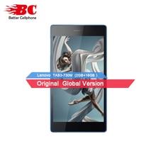 Новый оригинальный Lenovo TAB3-730M 7 дюймов 4 г Phablet MT8735p 4 ядра 2 ГБ Оперативная память 16 ГБ Встроенная память Android 6.0 4 г FDD-LTE SIM Планшеты смартфон