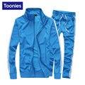 Brand Clothing Sweat Homme Slim Men Hoodie 5 Colors Track Suit Men Hoodies Sweatshirt Zipper Moletons Masculino Tracksuit Set