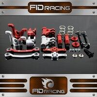 Фид гоночный руль и двойной сервопривод набор для losi dbxl