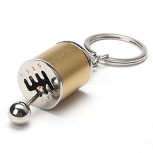 1pcs New Arrival Creative Car Auto Tuning Parts Key Chain Turbine Nos Keychain Keyring car styling inerior decoration