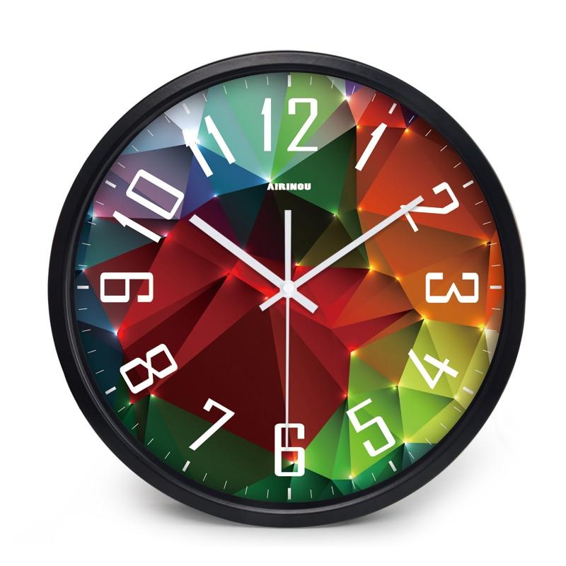 pendule de salon horloge ronde rue de lglise horloges et calendriers rtro pinterest horloge d. Black Bedroom Furniture Sets. Home Design Ideas