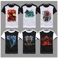 Nova Marca Jogo Dota 2 Jugg Blade Master Shadow Fiend algodão camisa dos homens T Moda Masculina camiseta Plus Size Aptidão T-shirt de skate