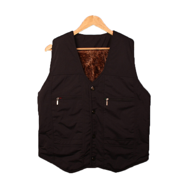 2017 Autumn New Tactical Camouflage Men Casual  Thickened Vests Classic Windproof  Waistcoat  Sleeveless