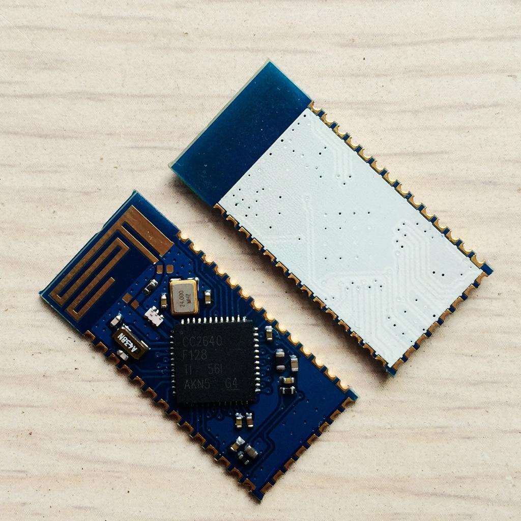 7*7mm CC2640RGZ core module BLE TI module CC26XX ultra small provided through the transmission code торговля склад 7 7